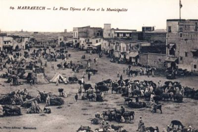 11cartepostale-marrakech-placejemaaelfna