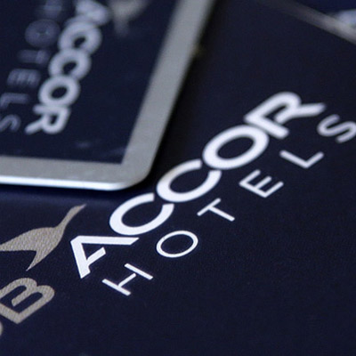 ACCOR & BUREAU VERITAS <br />NOUVEAU LABEL