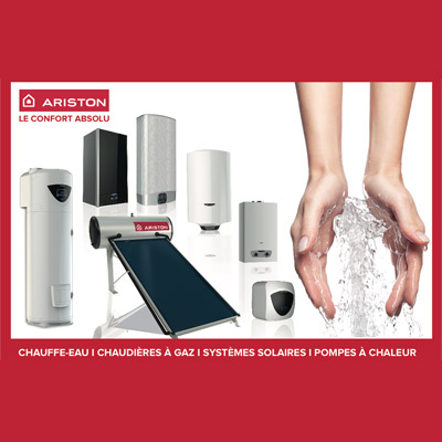 ARISTON <br /> IMPLANTATION AU MAROC