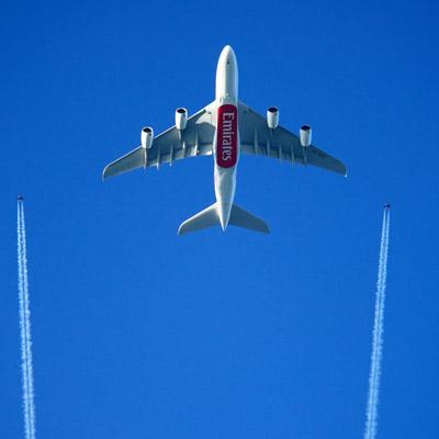 Emirates <br /> A380