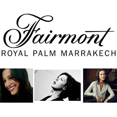 FAIRMONT ROYAL PALM <br /> 3 CONCERTS D'EXCEPTION