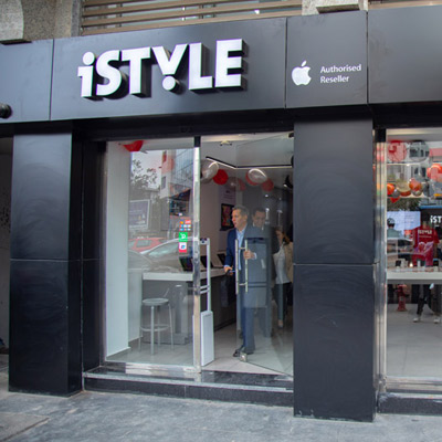 iSTYLE <br /> PREMIER MAGASIN AU MAROC