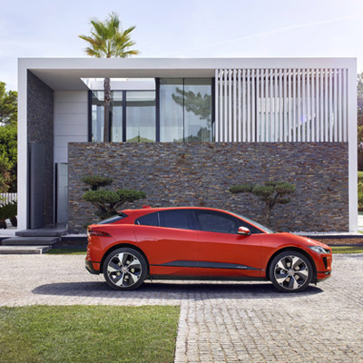 JAGUAR - LAND ROVER <br />SHOW-ROOM DIGITALISÉ