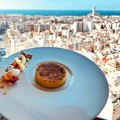 KENZI TOWER HÔTEL <br /> RESTAURANT SENS
