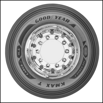 GOODYEAR <br /> KMAX CARGO