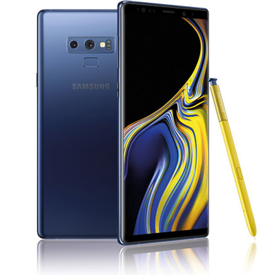 SAMSUNG <br /> GALAXY NOTE9