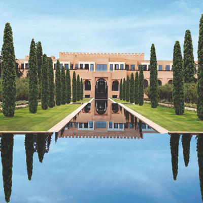 OBEROI, MARRAKECH <br />HOT LIST 2020