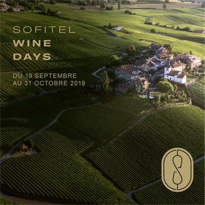 SOFITEL <br /> WINE DAYS EDITION 2019