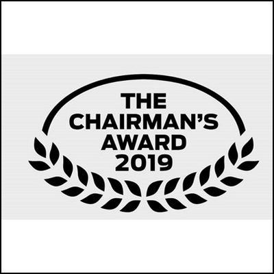 FORD <br />CHAIRMAN'S AWARD