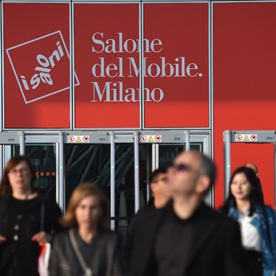 SALON DEL MOBILE.MILANO <br />EN SEPTEMBRE 2021!